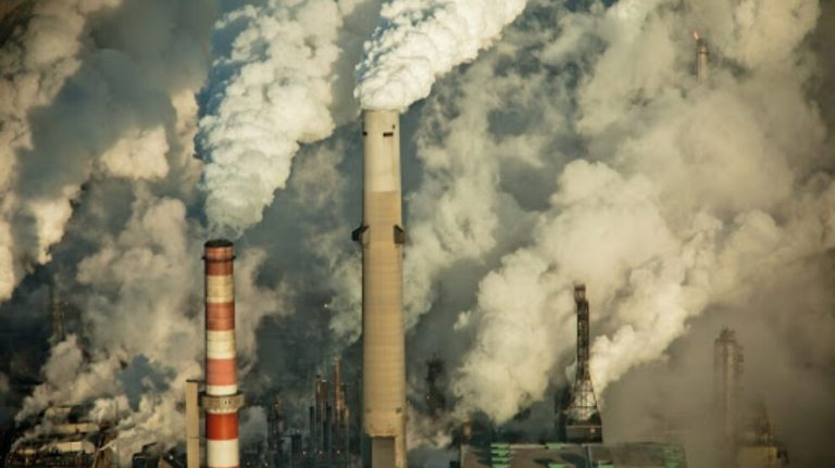 Fosil enerji kirliliği 2018'de 8 milyon kişiyi öldürdü