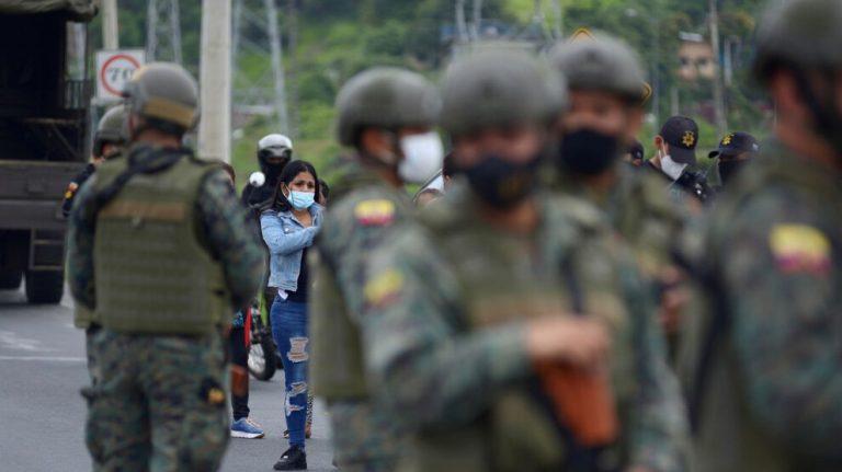 Ekvator'da cezaevlerinde çatışma: En az 75 ölü