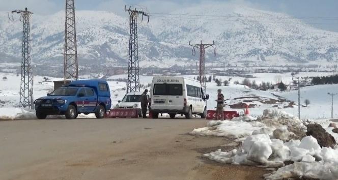 Pazarcık ve Göksun'da 4 mahallede karantina kaldırıldı
