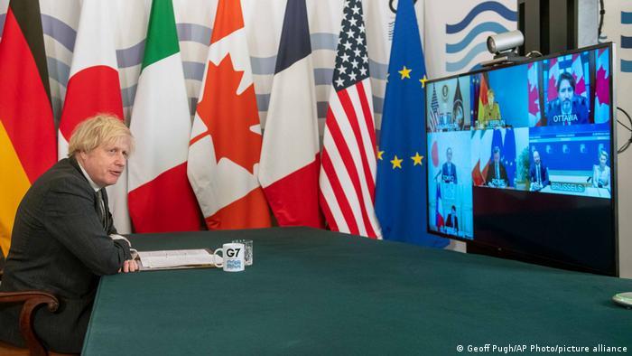G7'den adil aşı dağıtımı için 7,5 milyar euro kaynak sözü