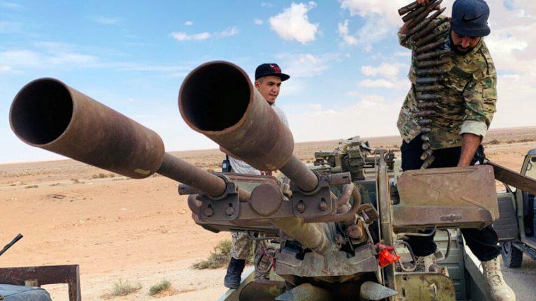 BM: Libya'daki yabancı birlikler ve paralı askerler çekilmeli