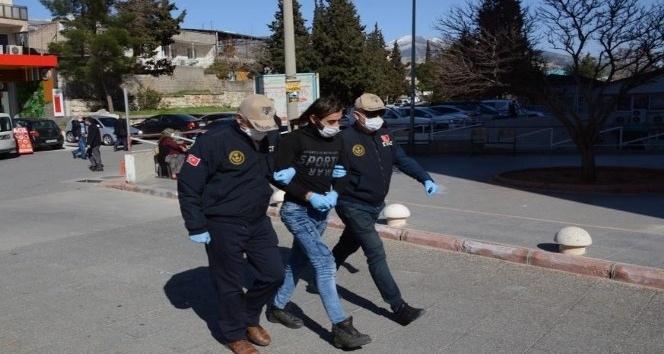 Kahramanmaraş'ta DEAŞ operasyonuna: 1 gözaltı