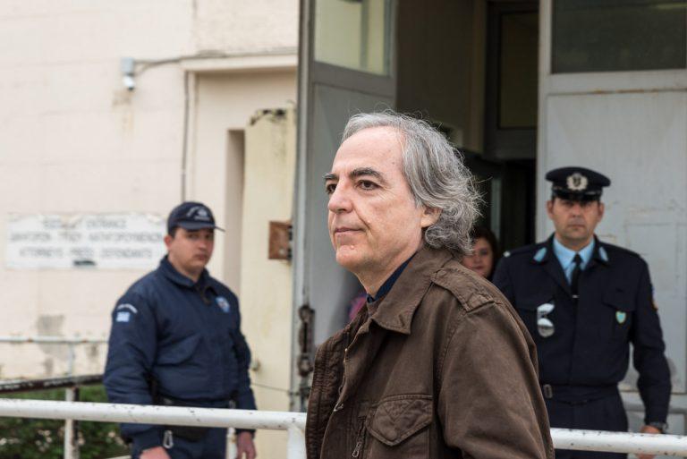 Dimitris Koufodinas açlık grevi eylemini sonlandırdı
