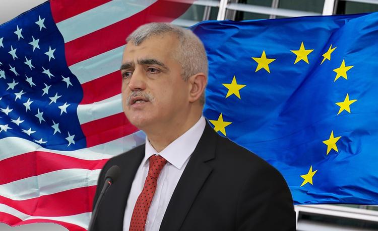 AP ve ABD'den AKP hükümetine Gergerlioğlu uyarısı ve tepkisi
