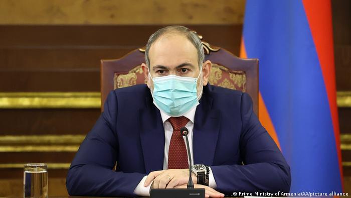 Ermenistan Başbakanı Paşinyan'dan erken seçim açıklaması