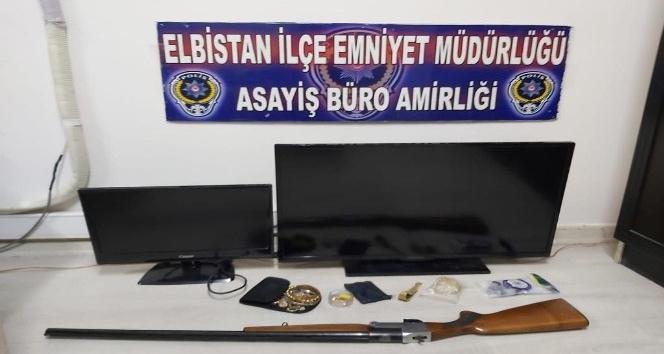 50 bin TL'lik altın çalan şüpheli tutuklandı