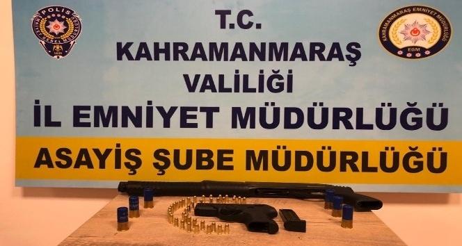 Kahramanmaraş'ta silahlı kavga: 3 yaralı
