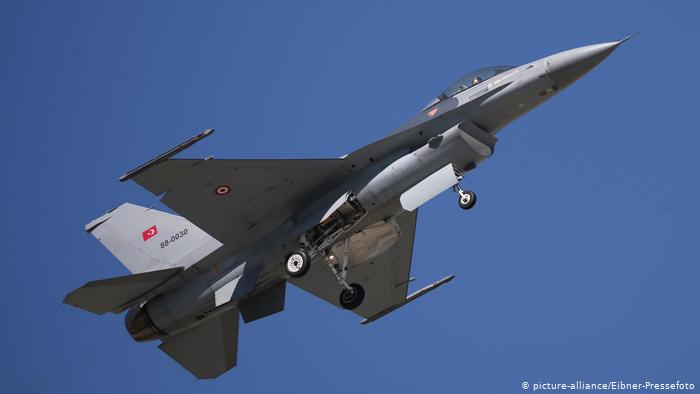 Suriye'nin kuzeyine hava operasyonu