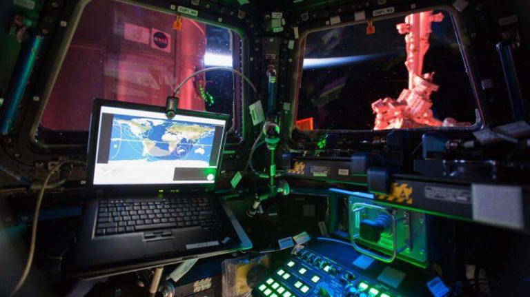 ISS'de bulunan bakteri: Dünya dışında bitki yetiştirilebilir mi?