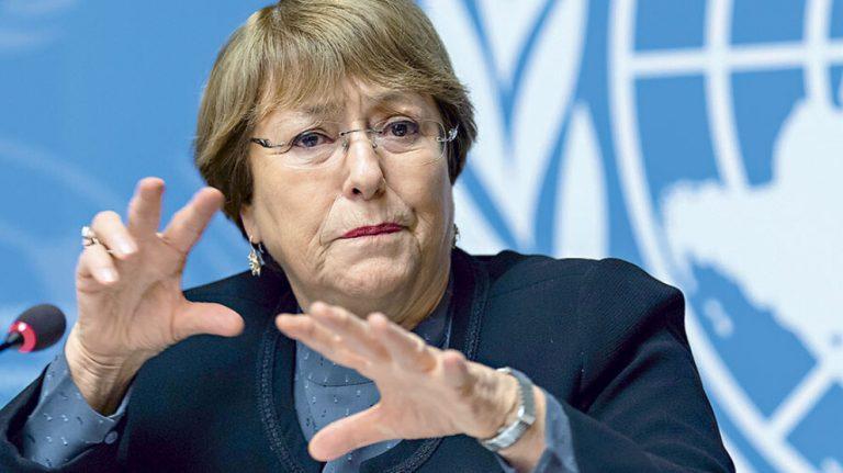 BM'den Rusya ve Çin'e insan hakları eleştirisi
